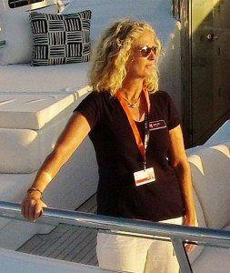 Carolyn Cox Titus - Senior Yacht Charter Specialist