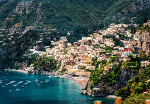 Amalfi coast. Positano Italy
