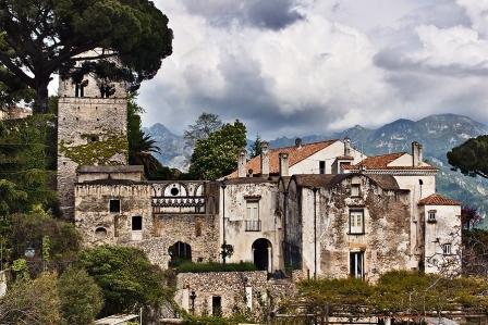 Ravello Villa Rufolo, Italy