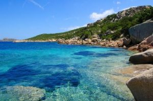 Sardinia, Private Bay, luxury yacht charter