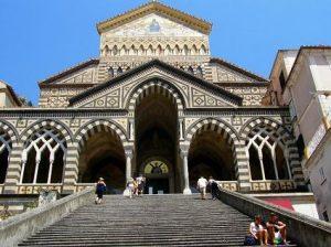 Amalfi Cathedral Steeple www.njcharters.com