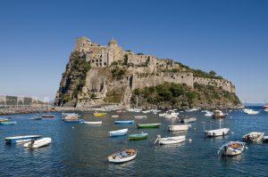 Aragonese Castle, Ischia www.njcharters.com