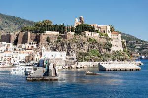 Lipari Island Italy, yacht charter