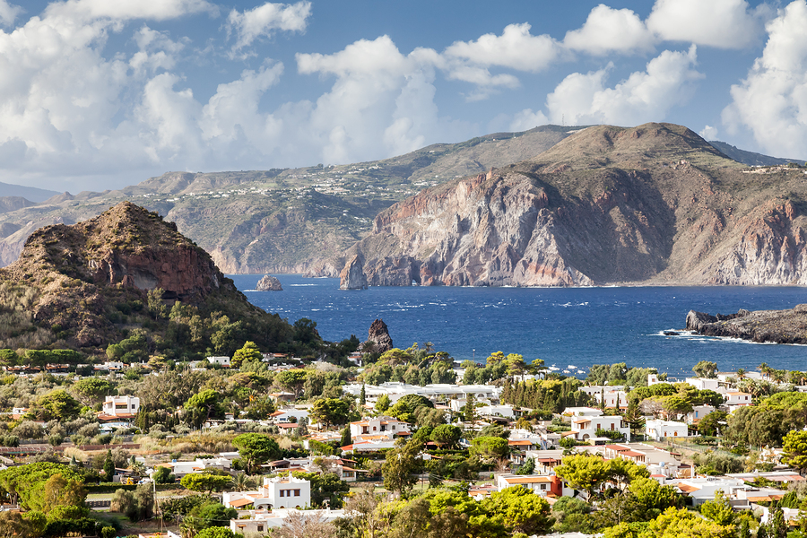 Northrop And Johnson >> Visit Lipari Island on a Crewed Charter Yacht | Northrop ...