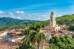 Historic Trinidad, Cuba