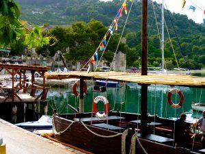 Mljet Taverna on Quay www.njcharters.com (2)