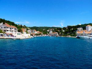 Solta Island Maslinica Harbor www.njcharters.com