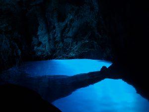 Vis Cave on nearby Island www.njcharters.com