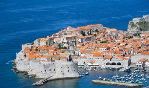 Dubrovnik Croatia yacht charter njcharters.com