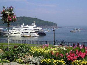 Bar Harbor Maine, Docks