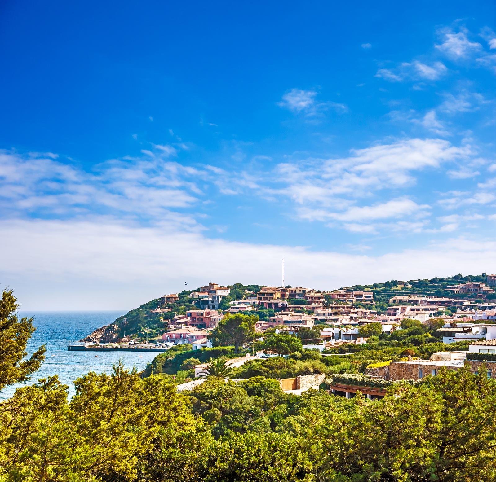 Porto Cervo Sardinia www.njcharters.com