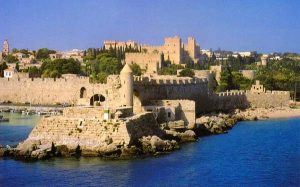Rhodes, Greece- Medieval City