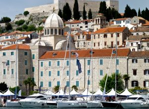 Sibenik Cathedral and Fortress