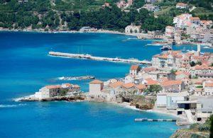 Croatia, Komiza Harbor on Viz Island www.njcharters.com