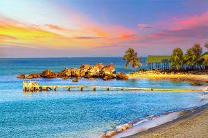 Sunrise in Grenada