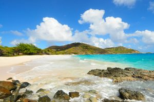 Mustique Island, Caribbean, luxury yacht charter