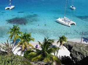 Tobago Cays, Grenadines, luxury yacht charter