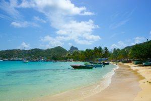 Union Island, Caribbean, luxury yacht charter