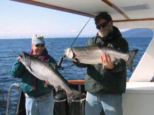 Alaska, fishing, yacht charter