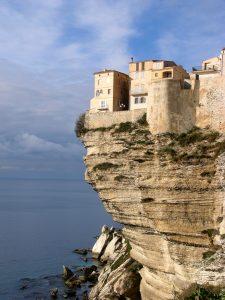 Bonifacio, Chalk Cliffs