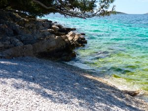 Croatia Coast and Beautiful Water