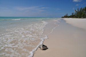 Eleuthera Beach, Bahamas, Yacht charter