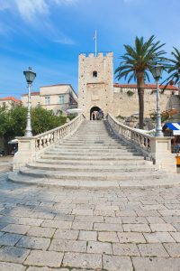 Old Town, Korcula, Croatia