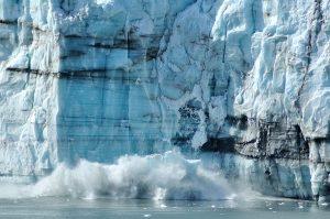 Glacier Bay, Alaska, Margerie Glacier