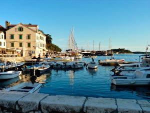 Hvar, Town Quay, Croatia
