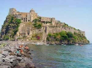 Ischia Castello Aragonese www.njcharters.com