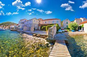 Island Town of Vis Croatia www.njcharters.com