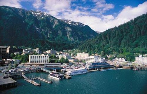 Juneau, Alaska, Yacht charter