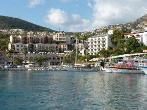 Kas, Turkey, luxury yacht charter