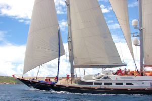 Luxury Sailing Yacht for Yacht Charter