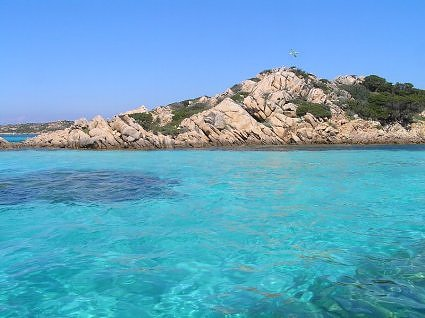 Maddalena Islands, Luxury Yacht Charter