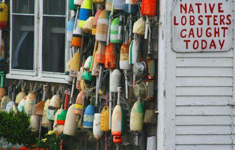 lobster house restaurant. taken on cape cod massachusetts.