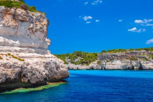 Balearic islands, Spain. menorca