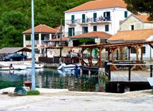 Croatia, Polace Restaurant, yacht charter