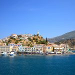 Poros Island, Greece, luxury yacht charter