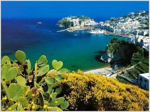 Port of Ponza, Italy