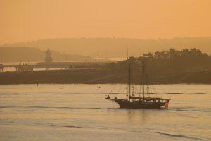 Maine, New England, Sailing yacht charter