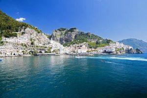 Amalfi Coast. Naples, taly