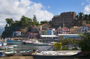 Sorrento, Italy, luxury yacht charter