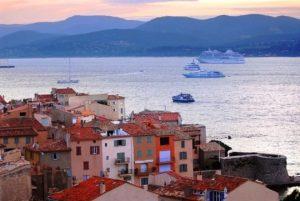 St Tropez, Luxury Yacht Charter
