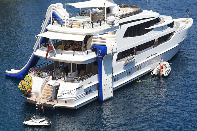 Luxury yachts for charter, worldwide with personality, ambiance, decor, and professional crew.