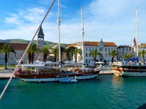 Trogir Main Quay