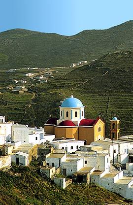 Kithnos,, Greece, luxury yacht charter