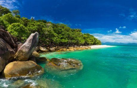Australia Great Barrier Reef Fitzroy Island www.njcharters.com