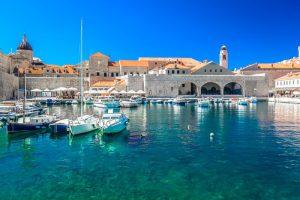 Croatia Dubrovnik Old Town Harbor www.njcharters.com