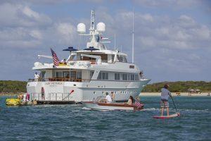 120' Feadship Lady Victoria in Eleuthra, Bahamas